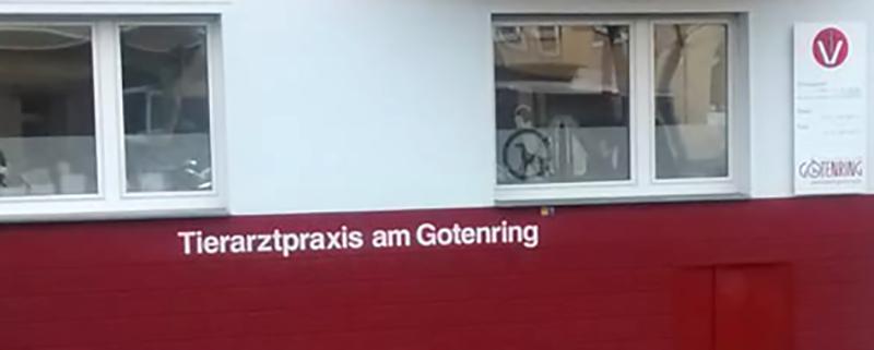 Rosin Tiergesundheit - Tierarztpraxis am Gotenring, Köln